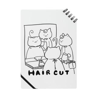 HAIR CUT Notes