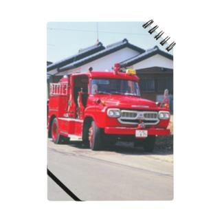 日本の特殊車両:消防車 Japanese fire engine in Showa period Notes