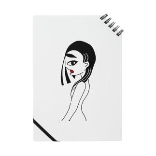 女性的デザイン Notes