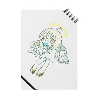 朝寝坊の天使(アイス) Notes