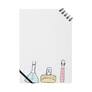 理科の実験器具たち Notes