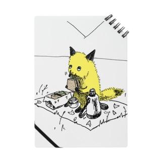 きつねさんシリーズ(ピクニック) Notes
