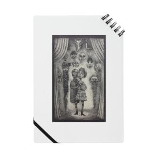 バーバラ村田の銅版画 Notes