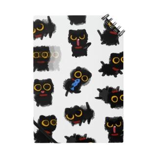 黒猫 トイくん Notes