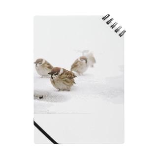 雪景色シリーズ8 Notes