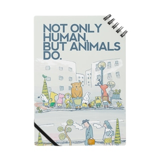 NOT ONLY HUMAN, BUT ANIMALS DO. Notes