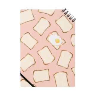 しょくぱん /pink Notes