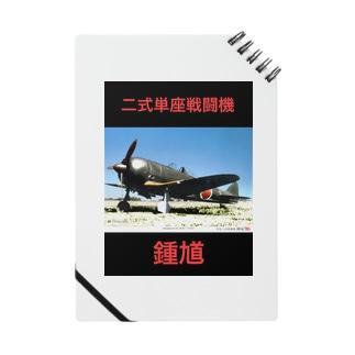 二式単座戦闘機鐘馗 Notes