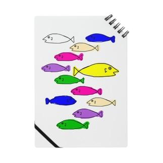 平凡な魚たち Notes