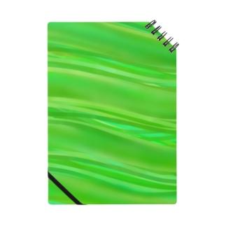緑のそよ風 Notes