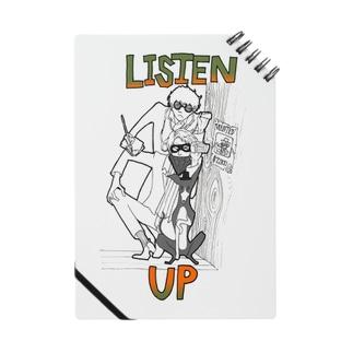 泥棒とイタグレ② Notes