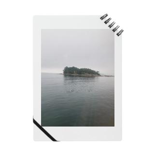 無人島ノート Notebook
