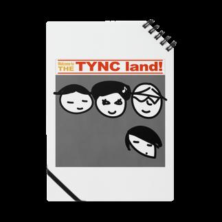 Kekyo & Yoritan RECORDSのTHE TYNC land Notes