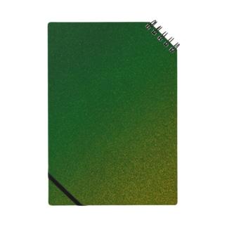 グラデキン緑 Notes