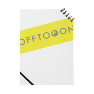 OFFTOOON-Tシャツ Notes