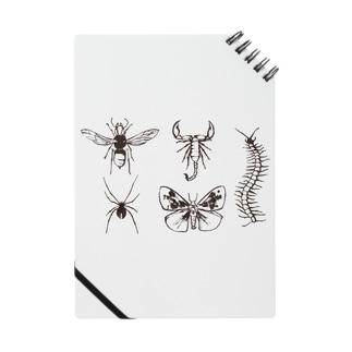 毒虫図鑑 Notes