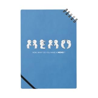 M E M O - blue Notes