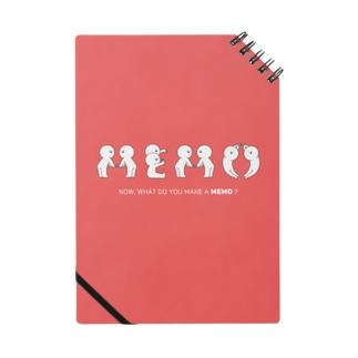 M E M O - red Notes