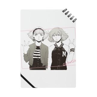 girl★girl Notes