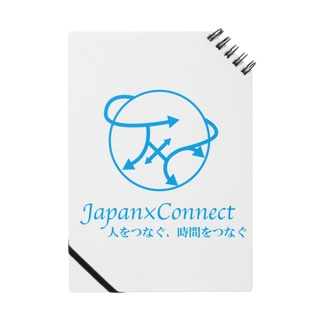 Japan×Connectグッズ Notes