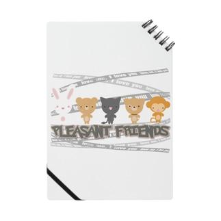 Pleasant_Animals Notes