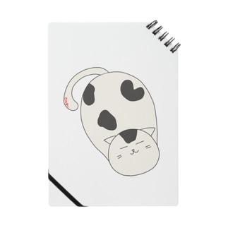 ぼのぼのぬこ Notes