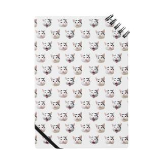 うちの猫ら 2号店のナナクロ Notes