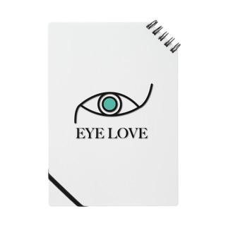 EYE LOVE Notes