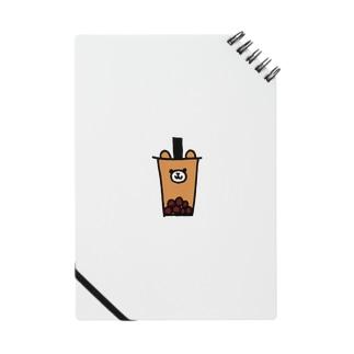 タピオカミルクティークマ Notes
