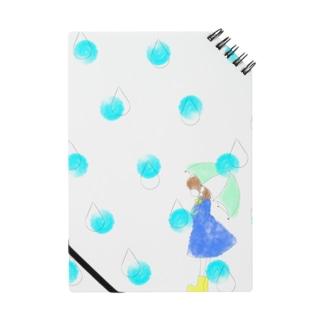 ranunculus8の雨の日の少女 Notes