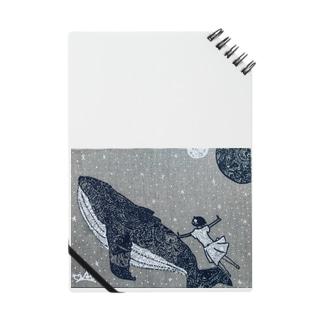 鯨と私 Notes