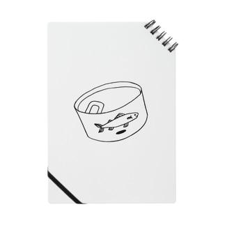 鯖缶 Notes