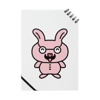 おじさんウサギ Notes