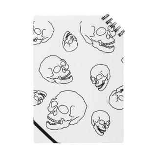 骸骨 Notes