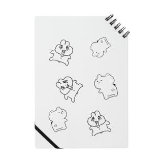 前歯🐰とプリケツ🧸 Notes