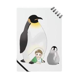 皇帝ペンギンとみーくん Notes