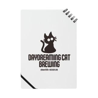 びーるのみたい。webshopのDaydreamingCatBrewing_logo Notes