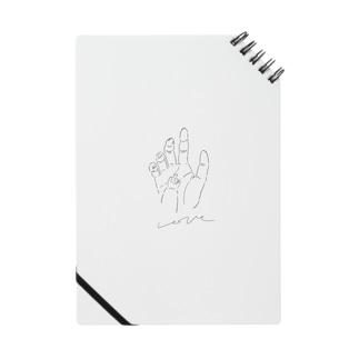 愛の手 Notes