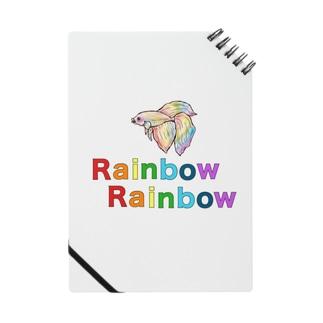 ルークスポークスのRAINBOW RAINBOW Notes