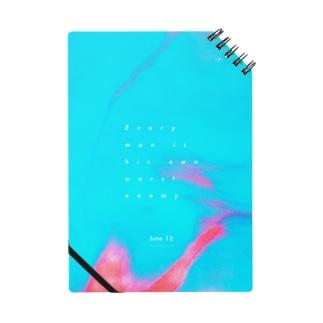 mmukのショップのJune12-日付あり- Notes