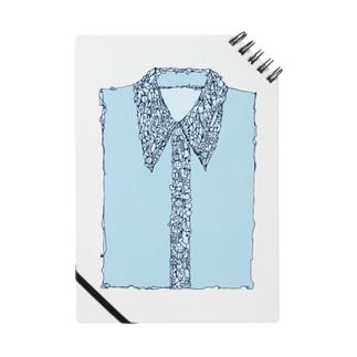 Fumiaki_Tadaのベビーブルーのシャツ Notes