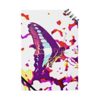 軌跡の結晶の溶け込む蝶 Notes