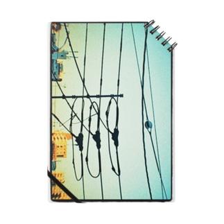 電線の三輪 Notes