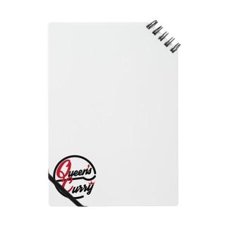 QueensCurry Notebook