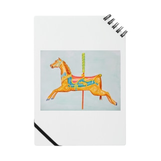 carousel watercolor Notes