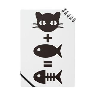 猫+魚=骨 Notes