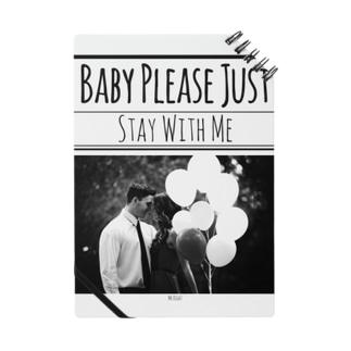 レトロなモノトーンコーデ 「Stay With Me」 Notes