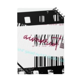 aimuristのバーコードフィルム Notes