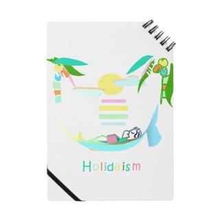 オーストラリア 月への階段 ゆるい のんびり バカンス holidaism 夏 カラフル Notes