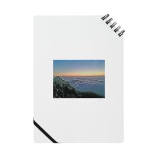 夜明け前 雲海 Notes
